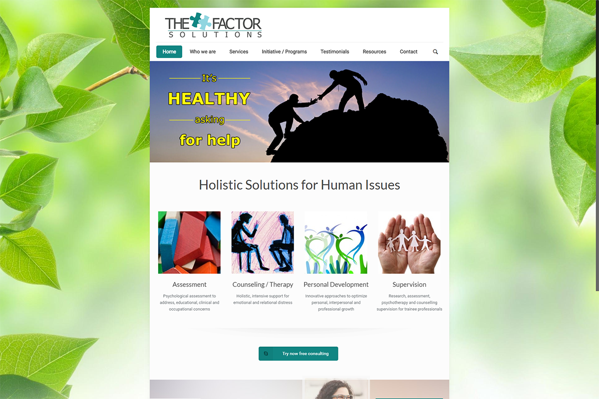 The H Factor Solutions